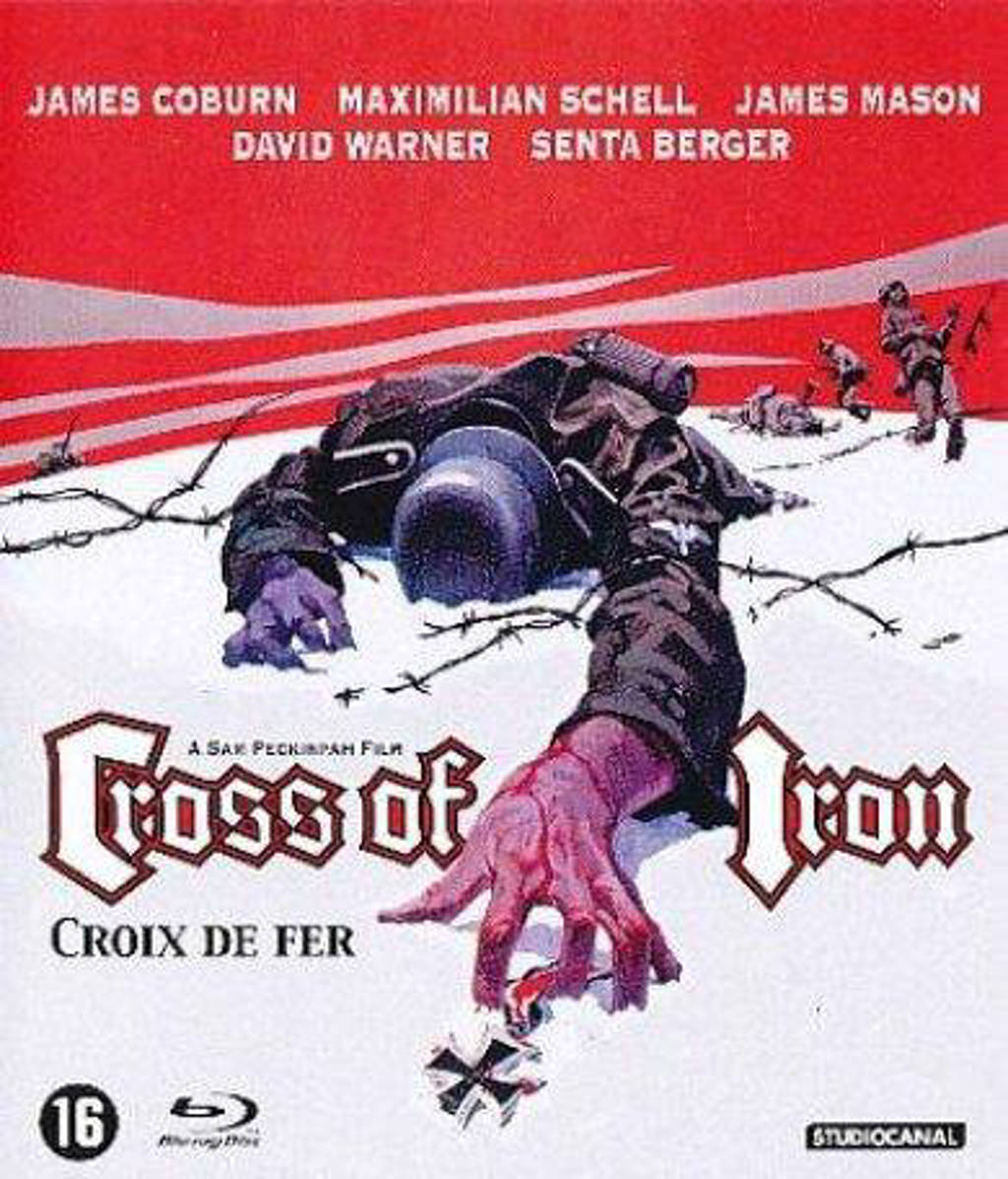 Cross of iron (Blu-ray)