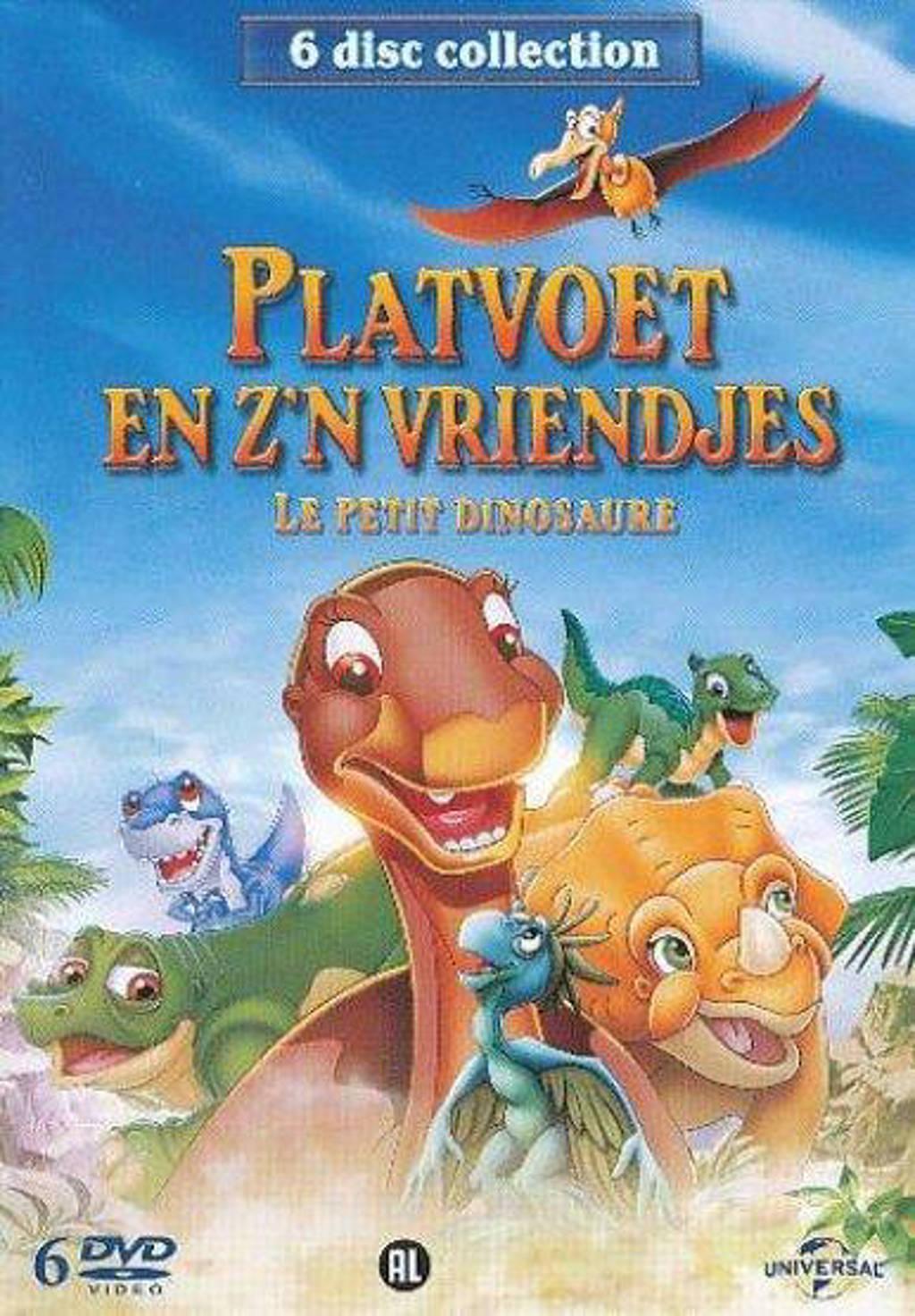 Platvoet 1-6 (DVD)