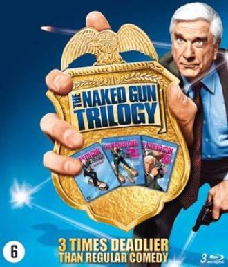 Naked gun trilogy (Blu-ray)