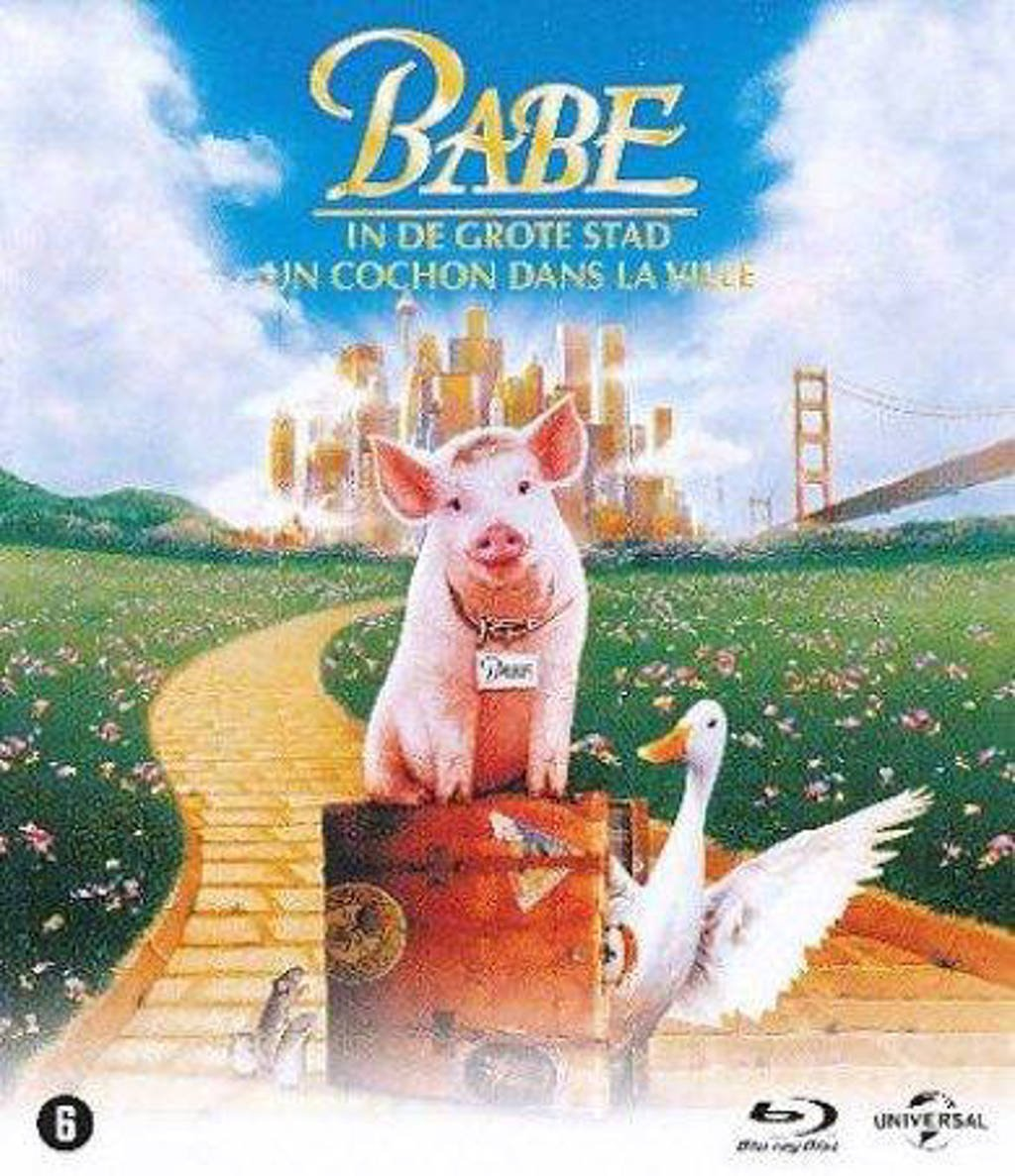 Babe 2: in de grote stad (Blu-ray)