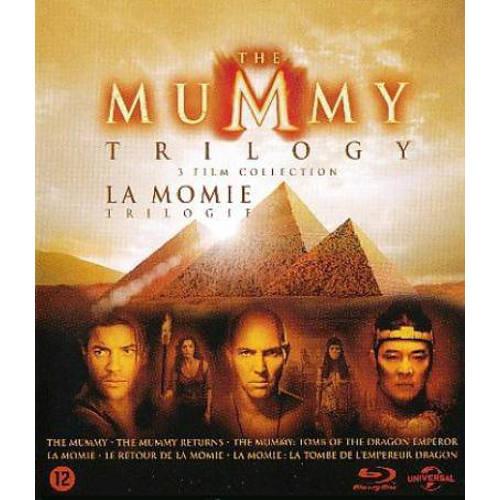 Mummy trilogy (Blu-ray) kopen