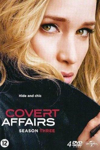 Covert affairs - Seizoen 3 (DVD)