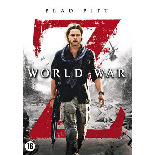 World war Z (DVD) kopen