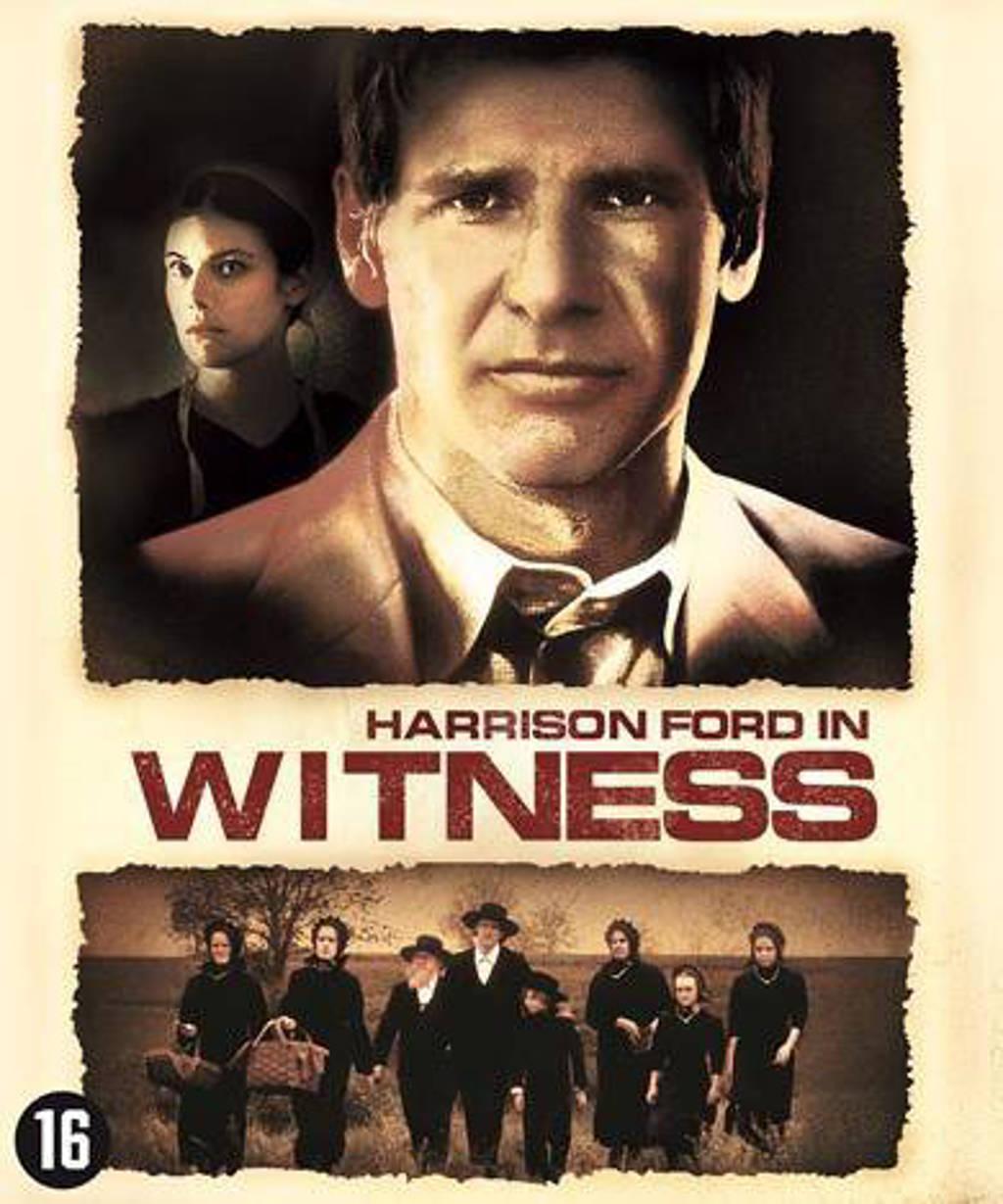 Witness (Blu-ray)