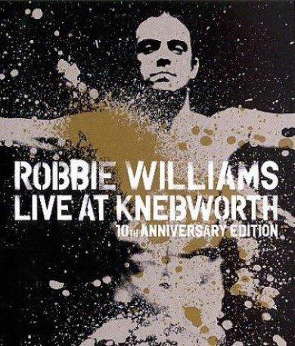 Robbie Williams - Live at Knebworth, 10th anniversary (Blu-ray)