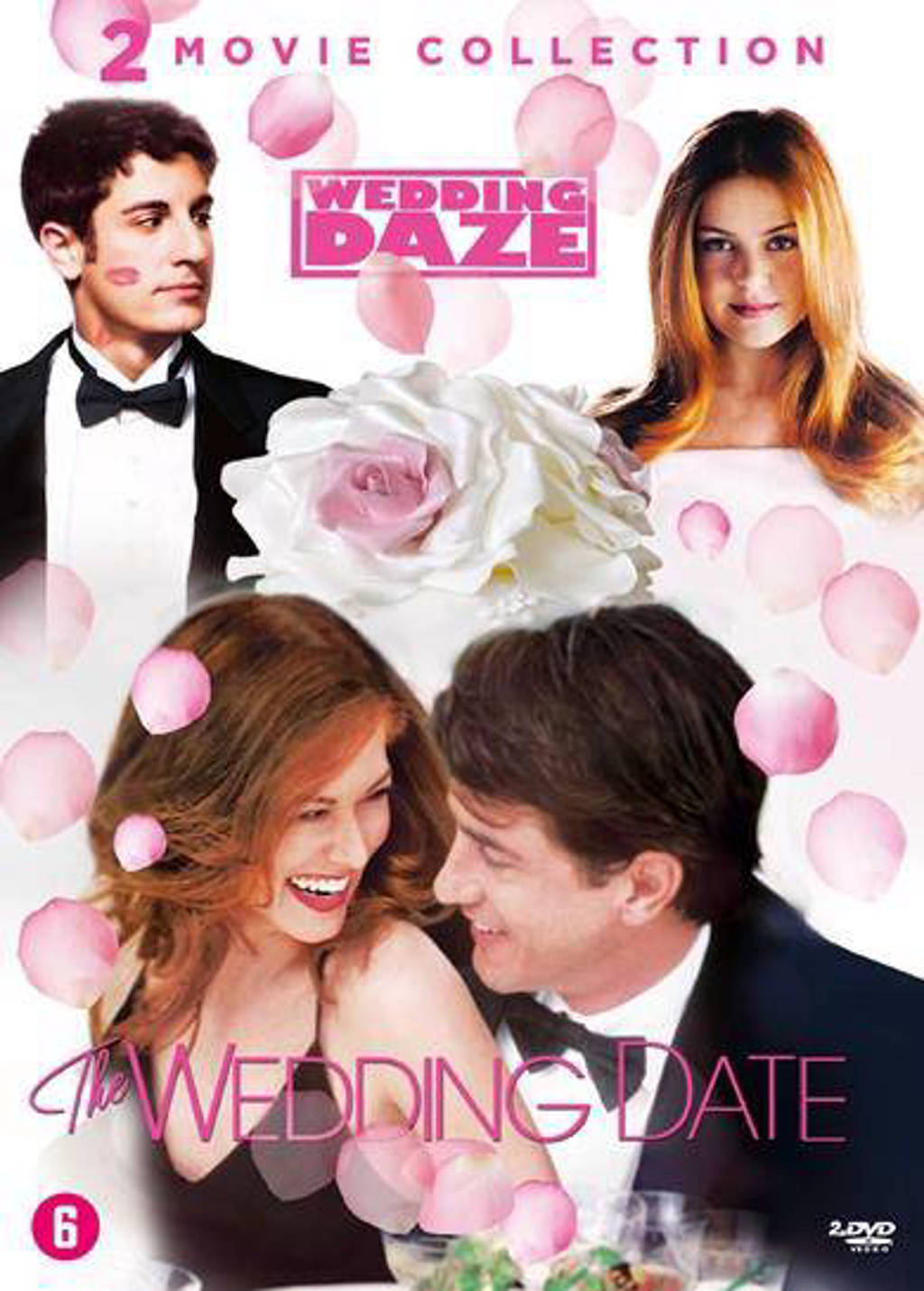 Wedding date/Wedding daze (DVD)