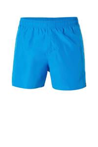 adidas Performance zwemshort, Blauw/wit
