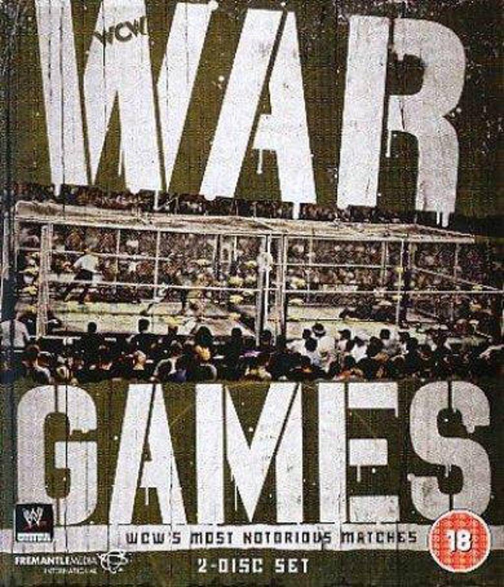 WWE - War Games Wcws Most Notorious Match (Blu-ray)