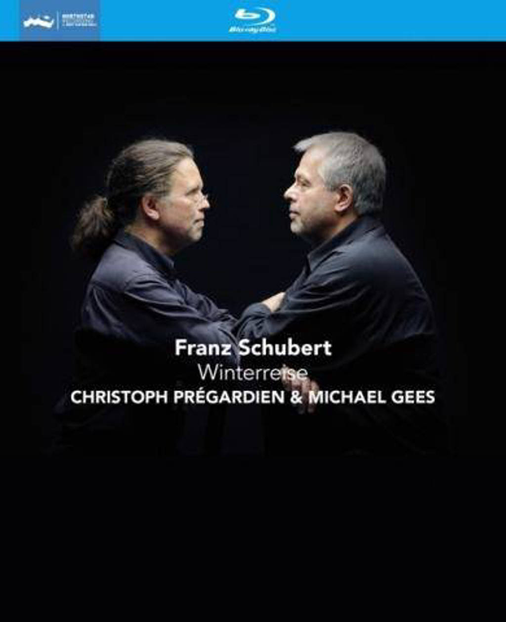 Pregardien, Christoph / Gees, Micha - Winterreise (Bluray) (Blu-ray)