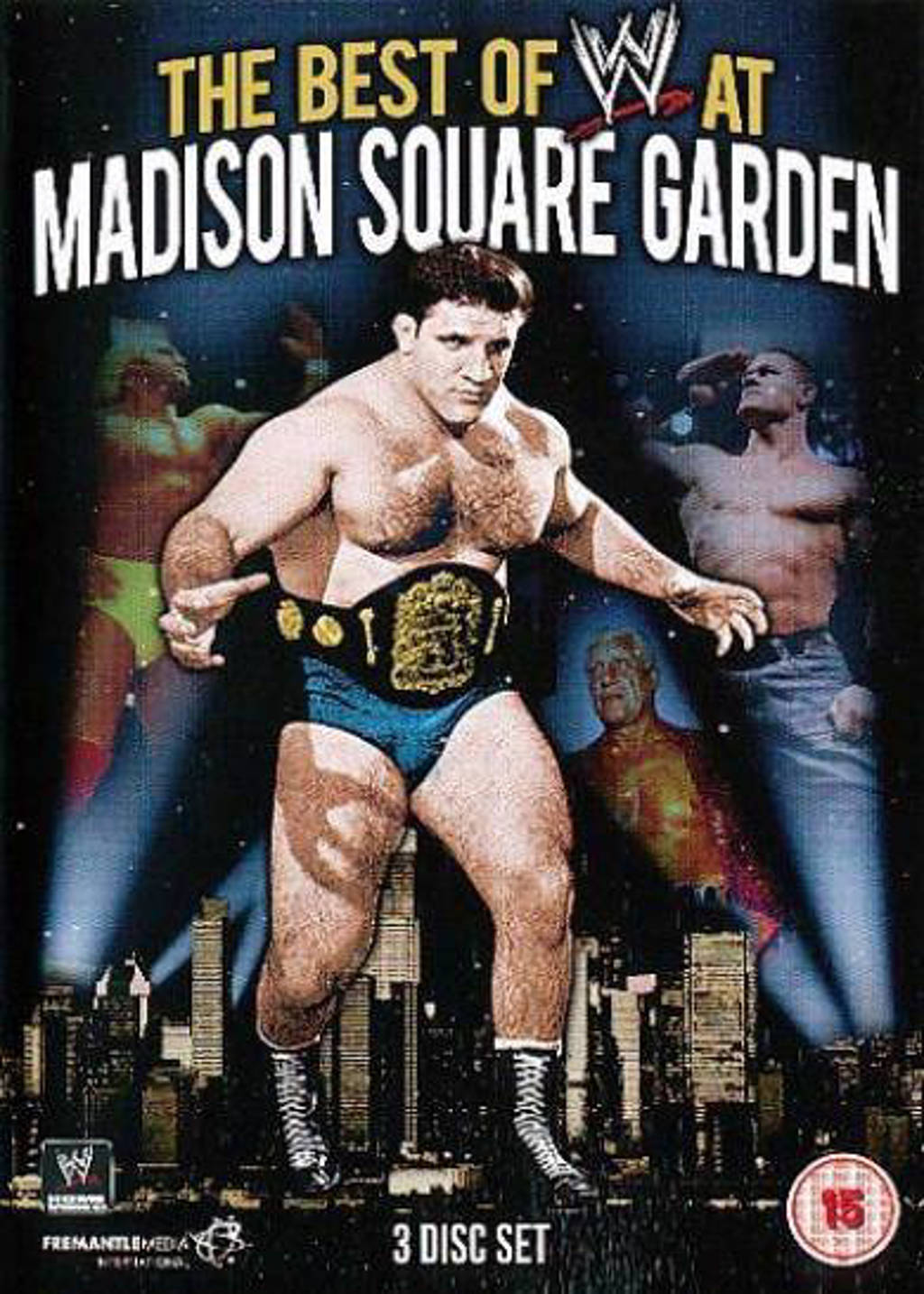 WWE - The Best Of WWE At Madison Square G (DVD)