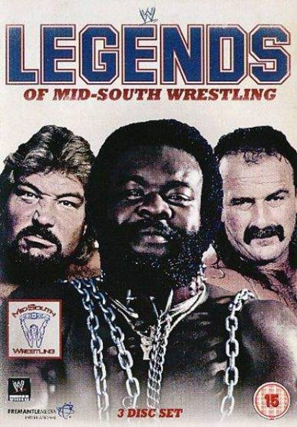 WWE - Legends Of Mid-South Wrestling (DVD)
