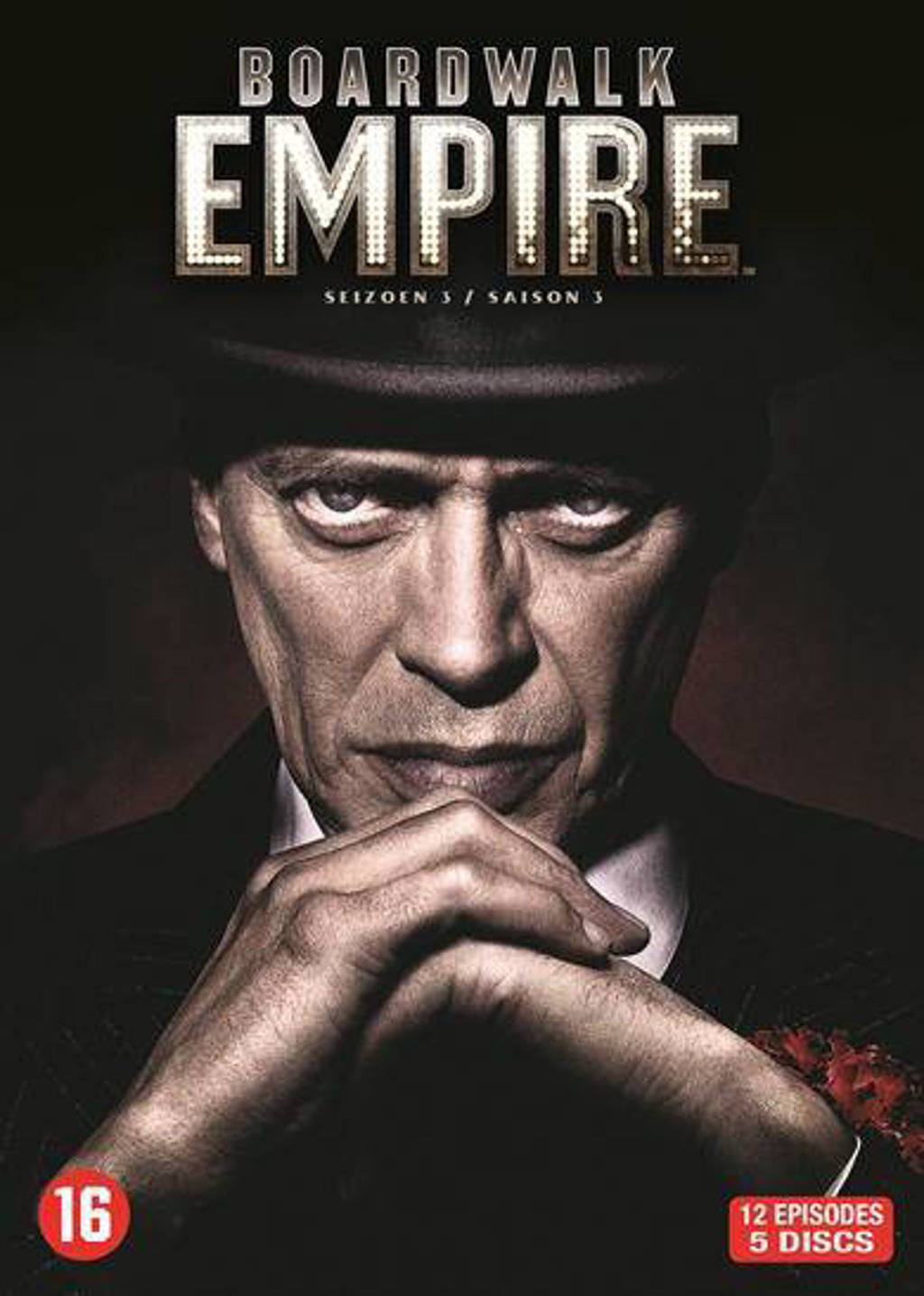 Boardwalk empire - Seizoen 3 (DVD)