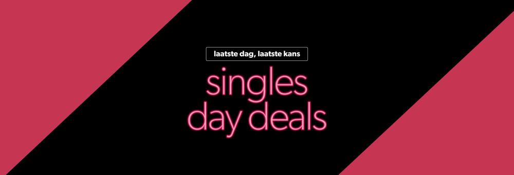 singles day deals voor jou verzameld