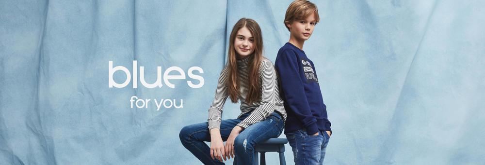 denim voor kids: supertof in spijkerstof