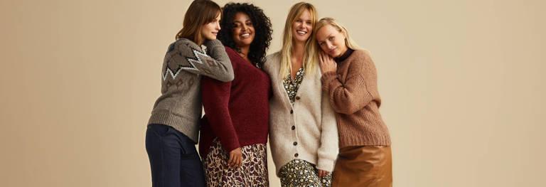 hete producten winkel nieuwe stijlen Dames truien & vesten bij wehkamp - Gratis bezorging vanaf 20.-