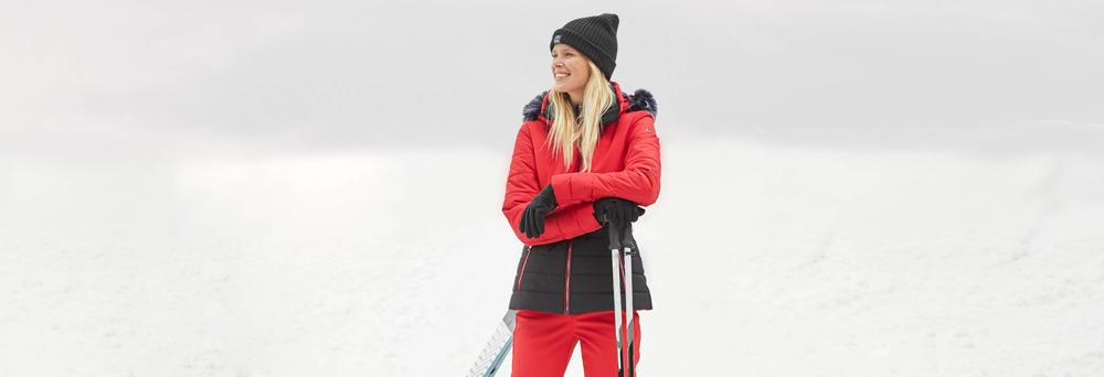 de wintersport shop