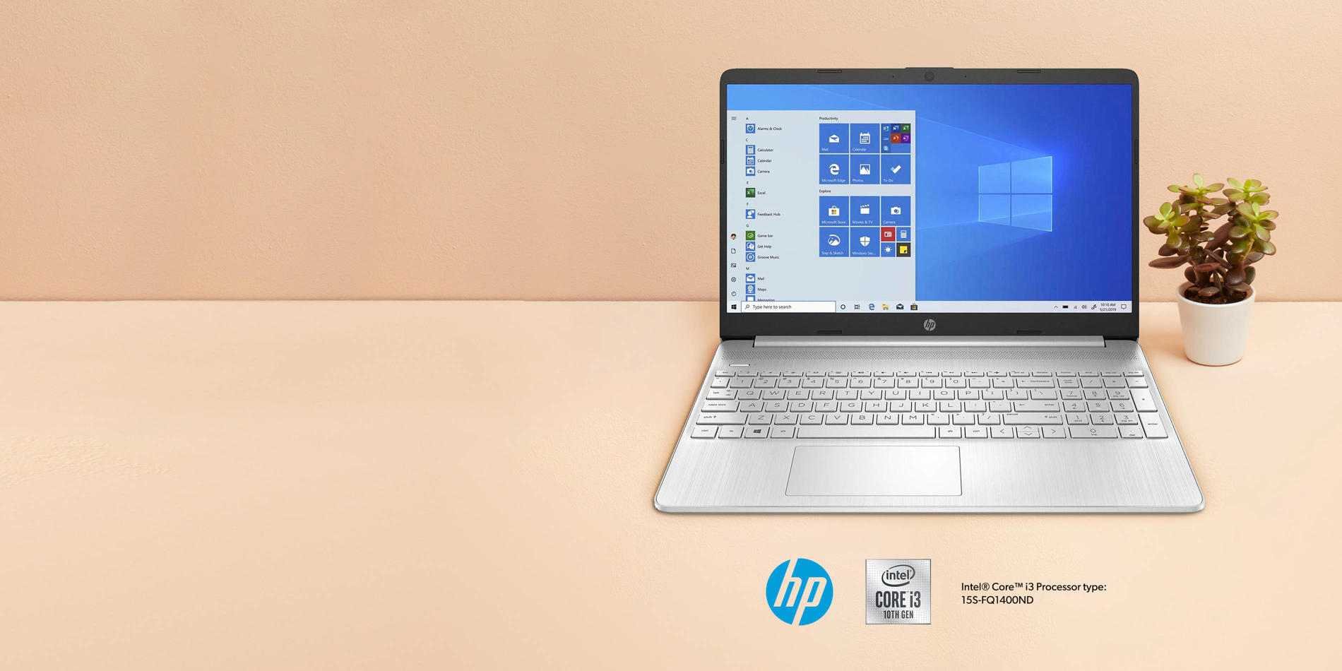 Elektronica HP laptop