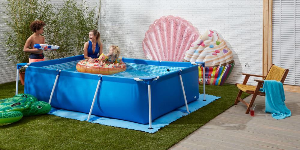 COP top teaser speelgoed zwembad / buitenspeelgoed