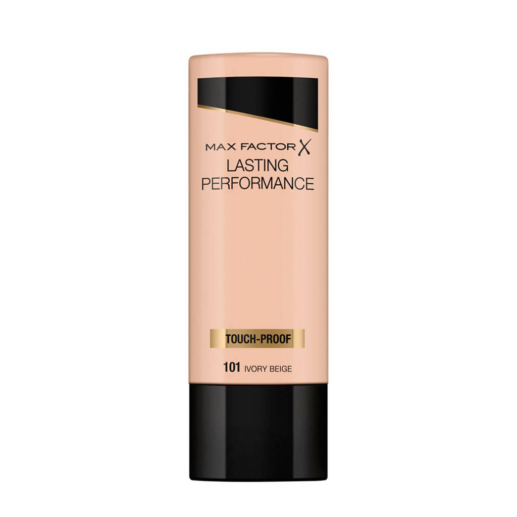 Max Factor Lasting Performance Liquid Foundation - 101 Ivory Beige