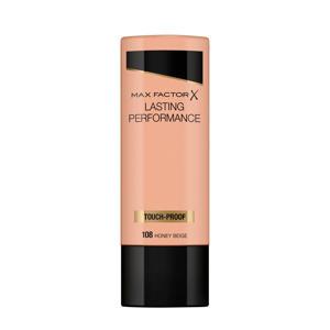 Lasting Performance Liquid 108 Honey Beige Foundation