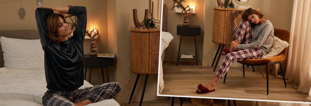 de meest ontspannen loungewear