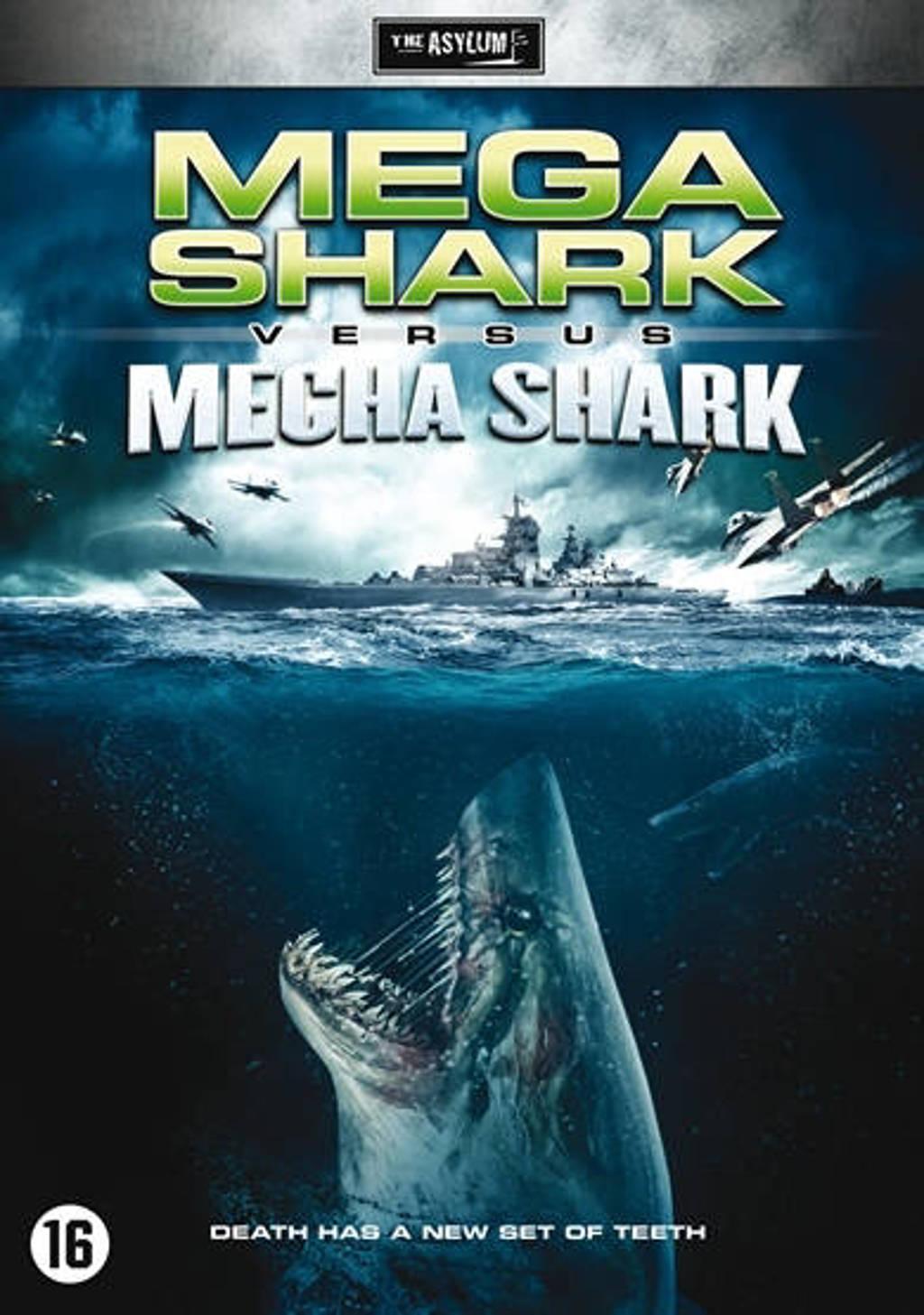 Mega shark vs mecha shark (DVD)