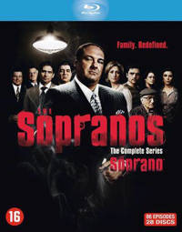 Sopranos - Complete collection (Blu-ray)