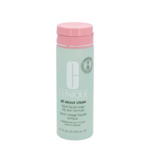 Liquid Facial Soap Oily skin reinigingszeep stap 1 - 200 ml