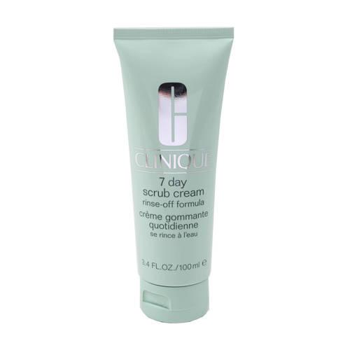 Clinique Rinse Off 7 Days Scrub Cream Formula 100 ml