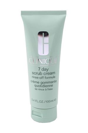 Rinse Off 7 Days Scrub Cream Formula - 100 ml