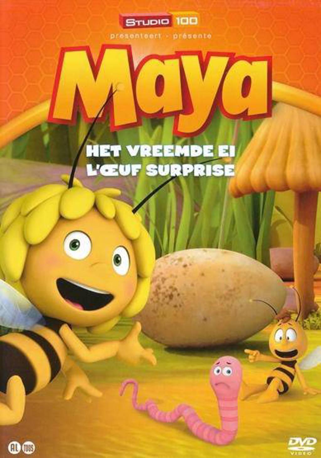 Maya - Het vreemde ei (DVD)