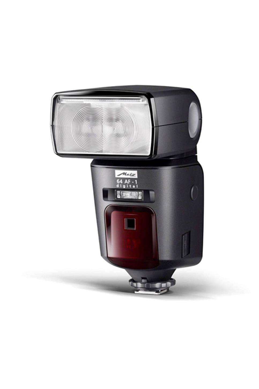 Metz Mecablitz 64 AF-1 Nikon flitser, Zwart