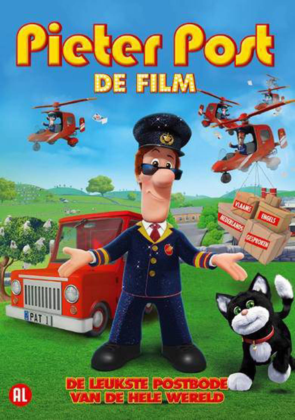 Pieter post - De film (DVD)