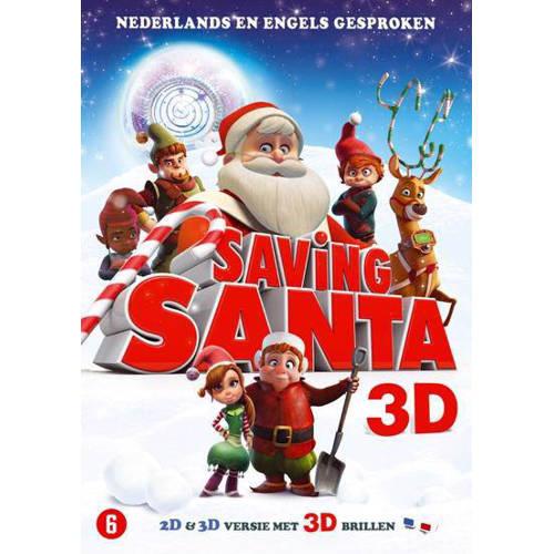 Saving Santa 3D (dvd)