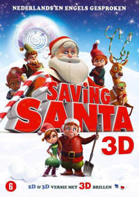 Saving Santa (DVD)