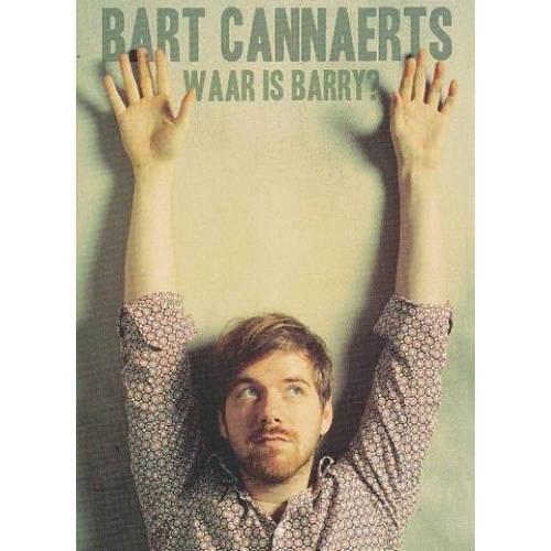 Bart Cannaerts - Waar is Barry? (DVD) kopen