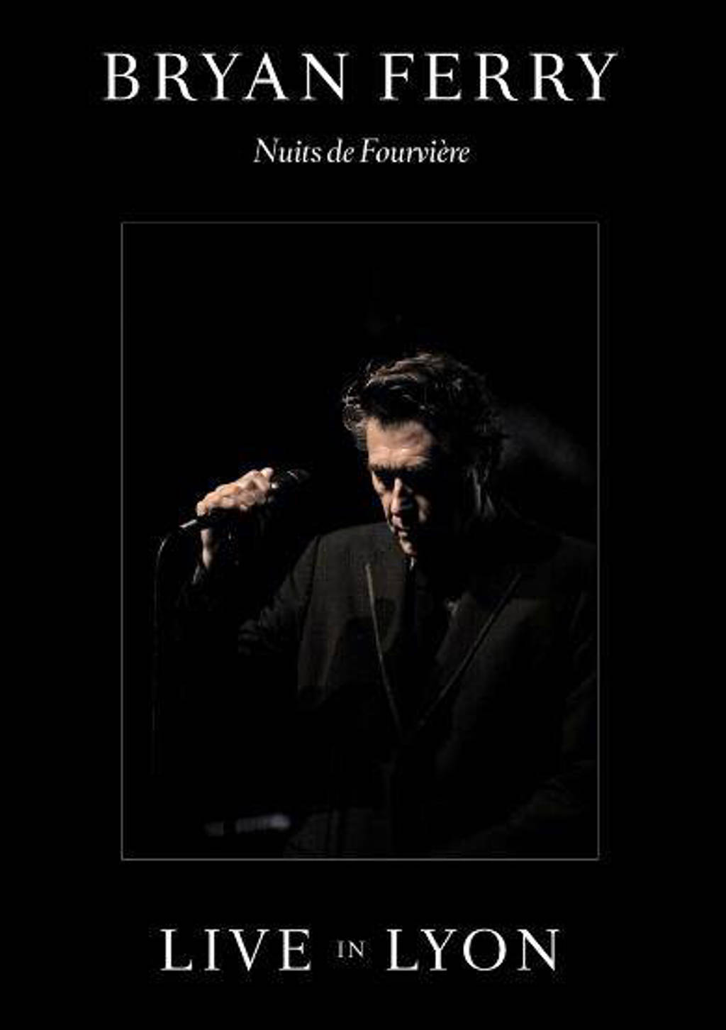 Ferry Bryan - Live In Lyon (DVD)