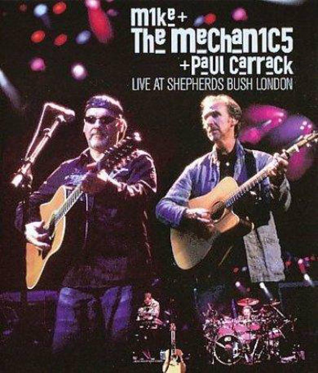 Mike & The Mechanics - Live At Shepherds Bush (Blu-ray)