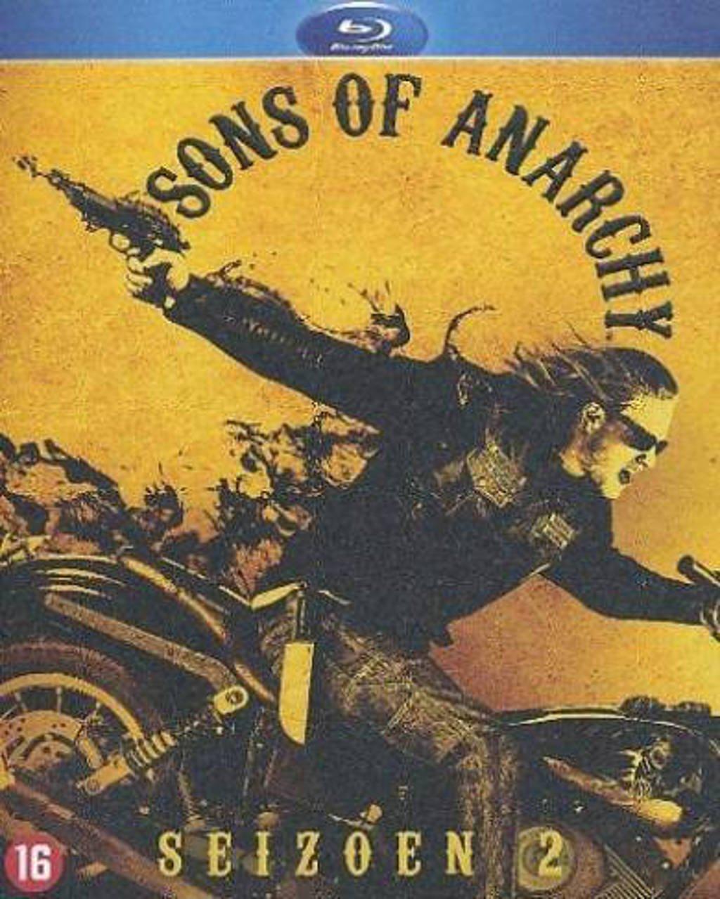 Sons of anarchy - Seizoen 2 (Blu-ray)