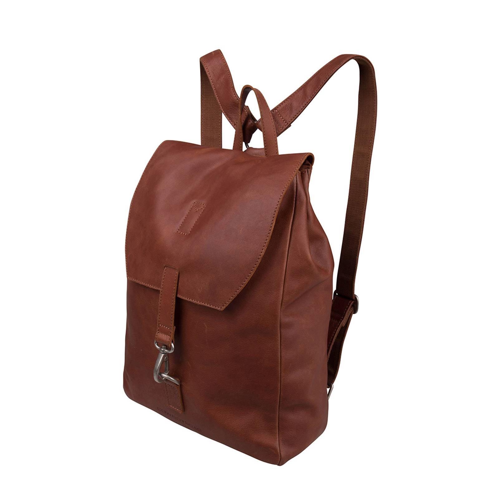 Cowboysbag 15.6 leren rugzak Tamarac | wehkamp