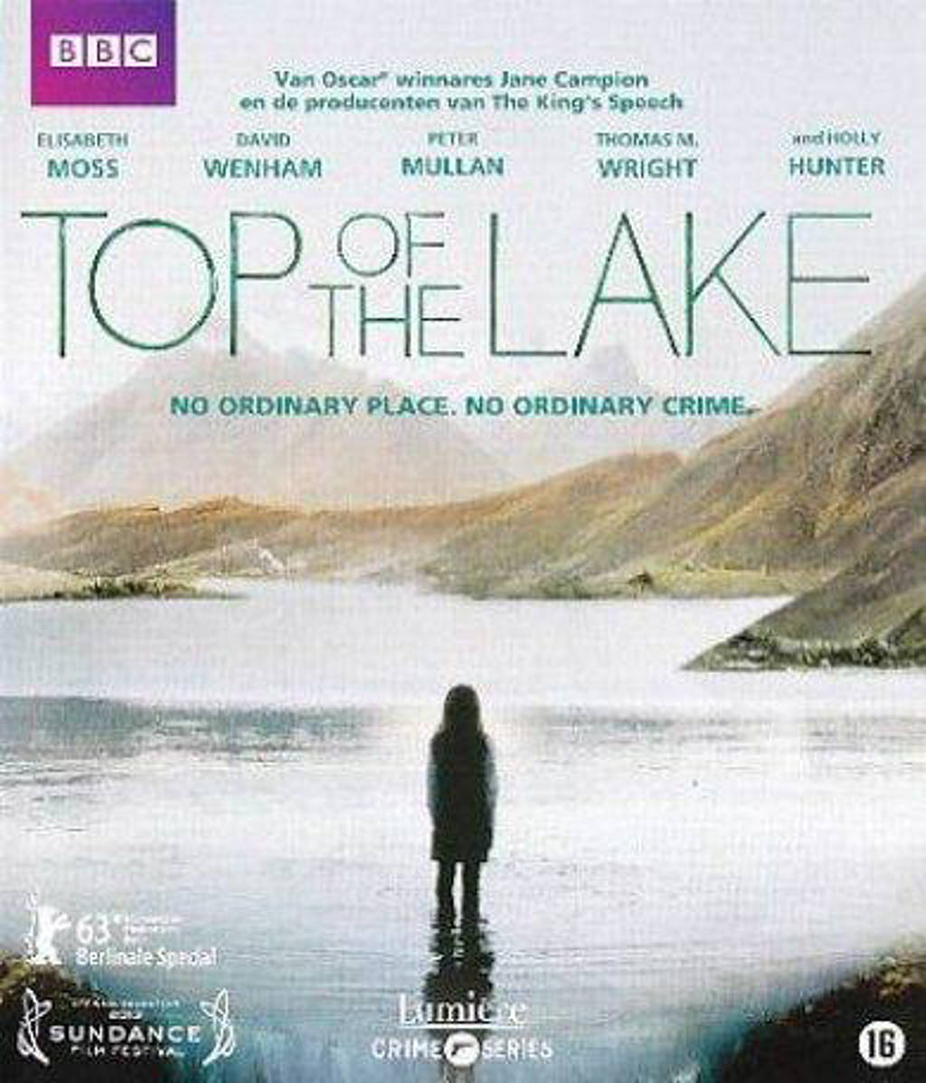 Top of the lake - Seizoen 1 (Blu-ray)