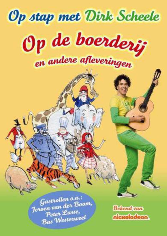 Dirk Scheele - Op stap met Dirk Scheele - Dvd 1 (DVD)