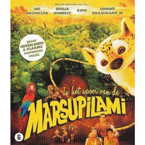 Marsupilami - De speelfilm (Blu-ray) kopen