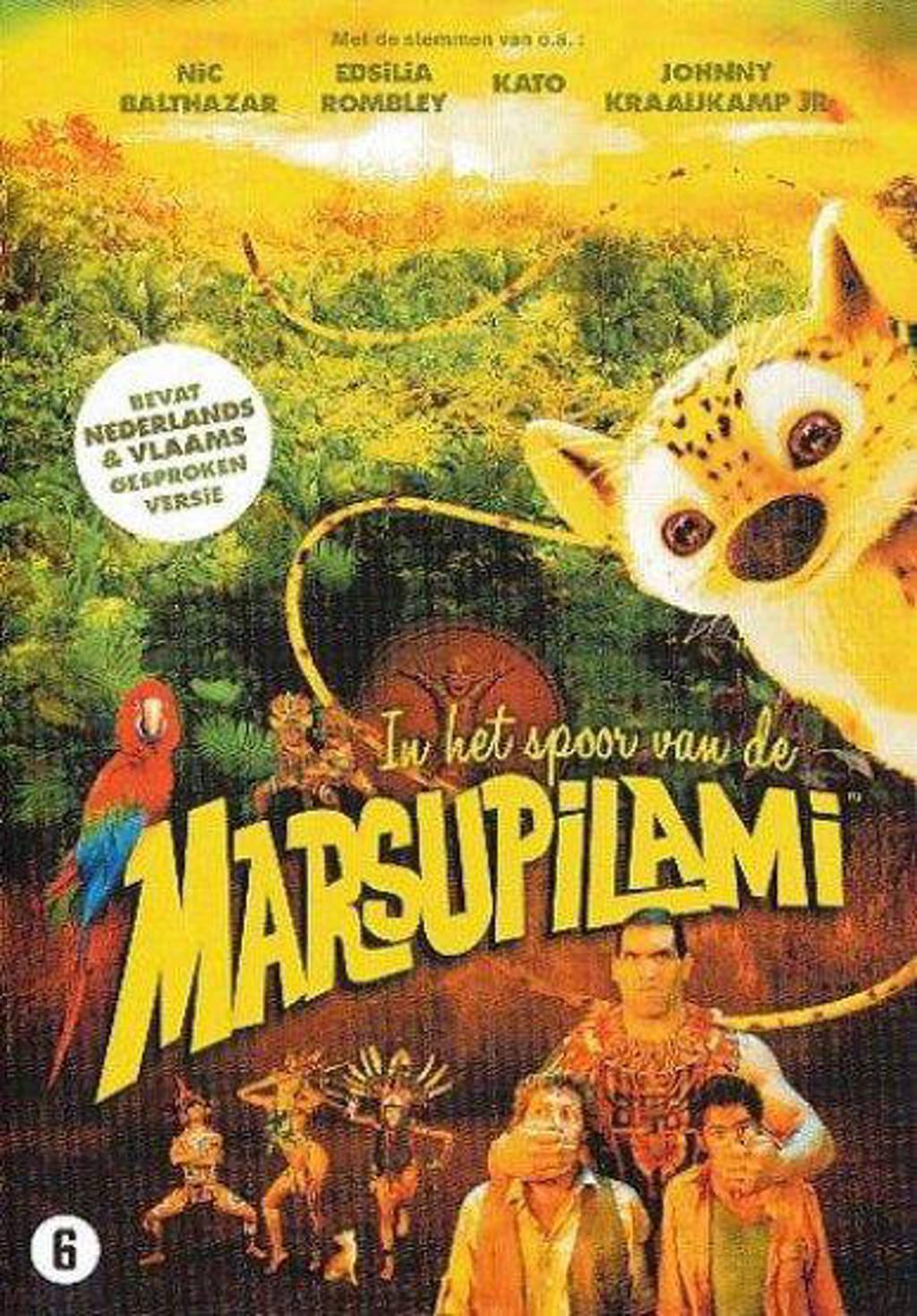 In het spoor van Marsupilami (DVD)