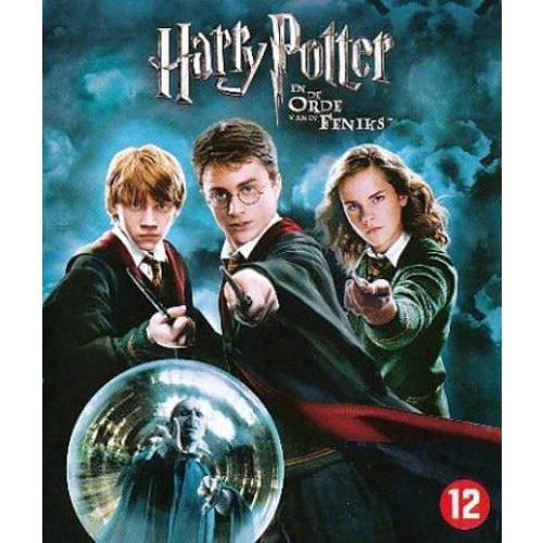 Harry Potter 5 - De orde van de Feniks (Blu-ray) kopen