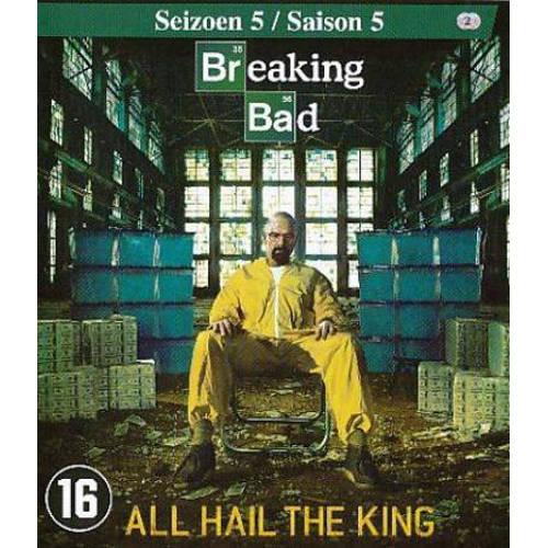 Breaking bad - Seizoen 5 deel 1 (Blu-ray) kopen