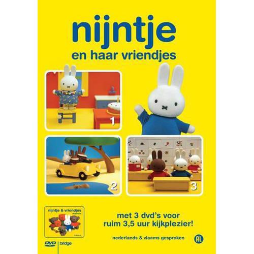 Nijntje en Haar Vriendjes (3 dvd)