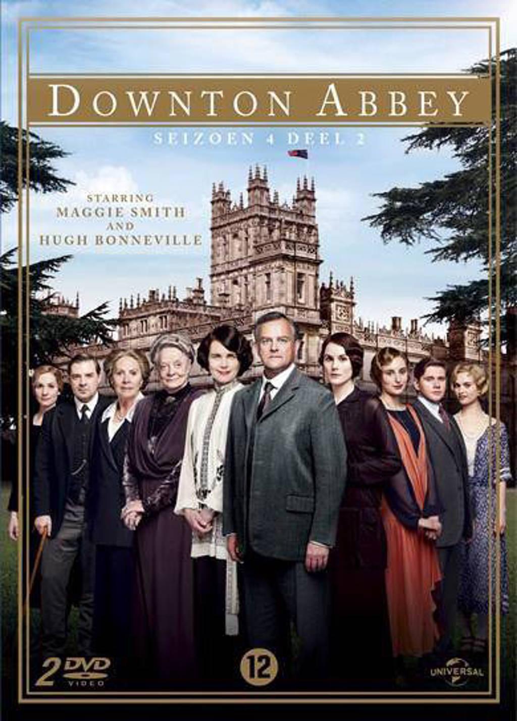 Downton abbey - Seizoen 4 deel 2 (DVD)