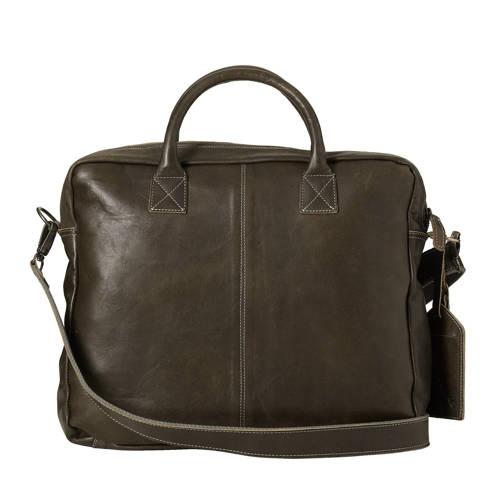 Cowboysbag-Laptoptassen-Laptop Bag Juneau 13 inch-Grijs