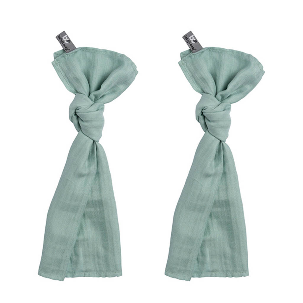 Baby's Only Swaddle 60 x 70 cm mint, Mint